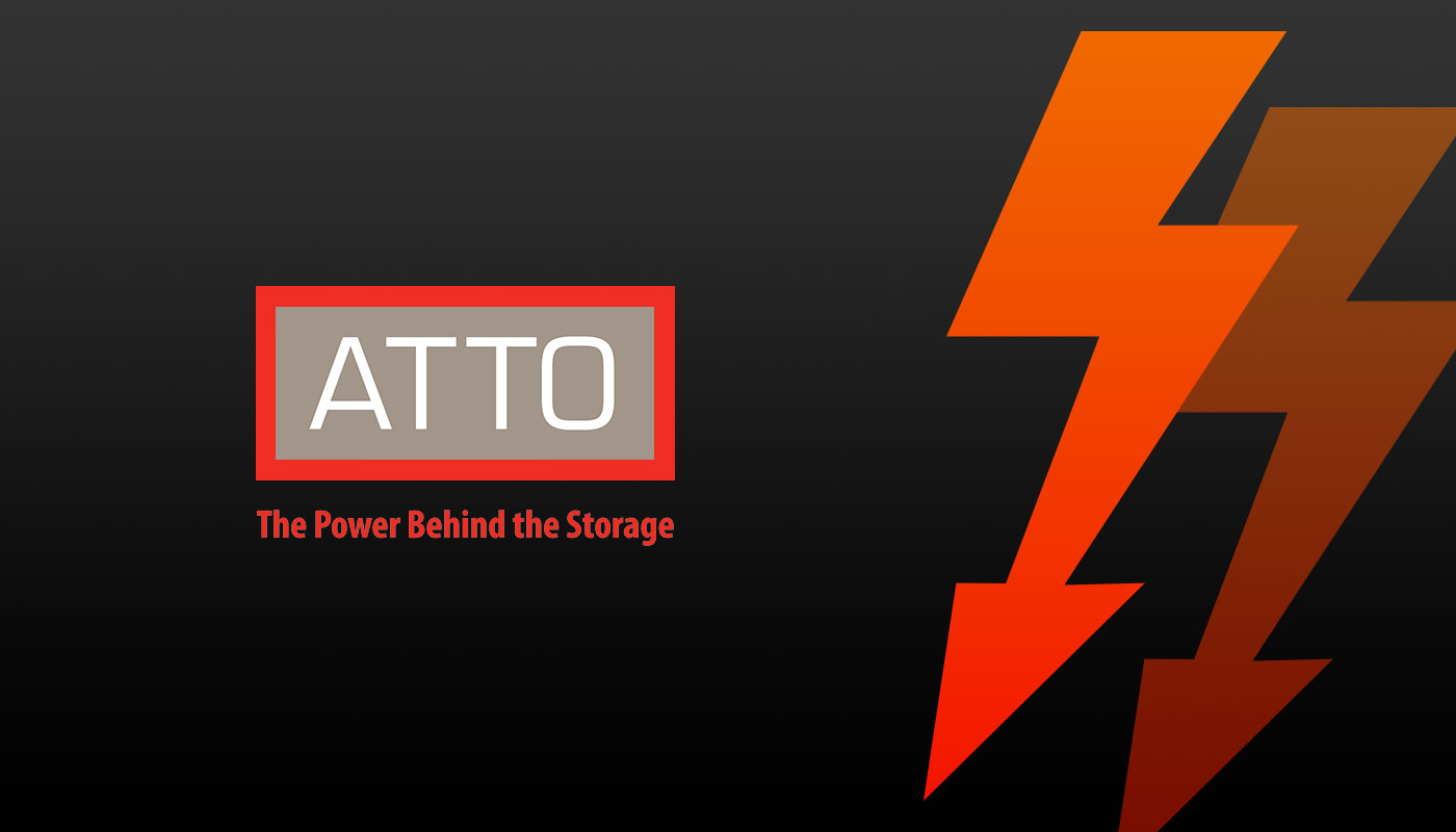 ATTO allow your systems to run longer, faster and smoother with new RAID technology.