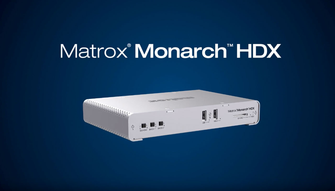 Matrox appoints Global Distribution for Monarch range