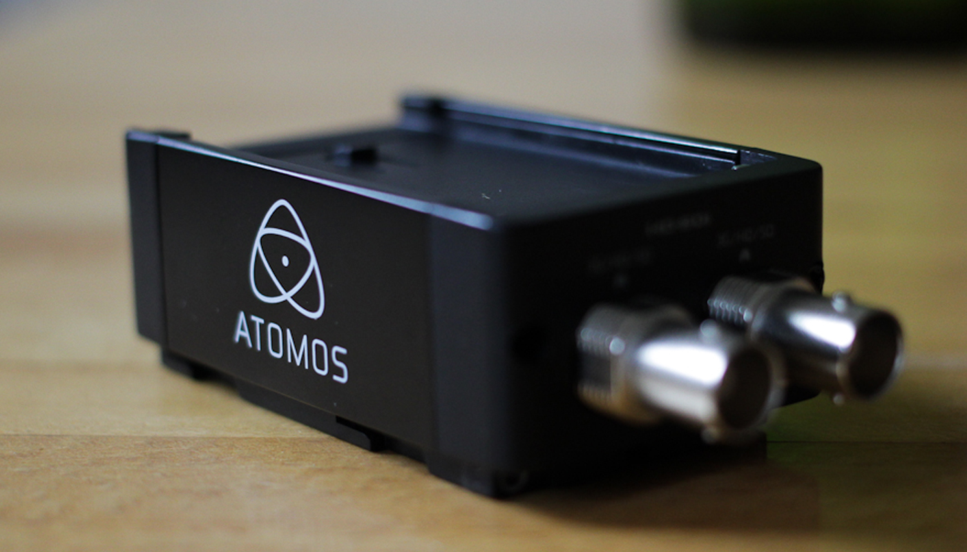 Atomos announces Connect AC converters.