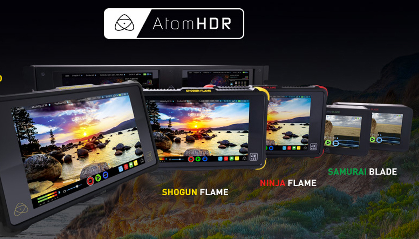 Atomos End-User Promotion Now Running