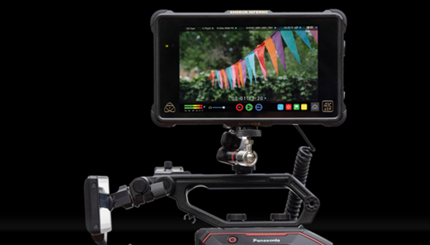 AtomOS7.1 for Flame Series adds PQ in/out and HDR Waveform.