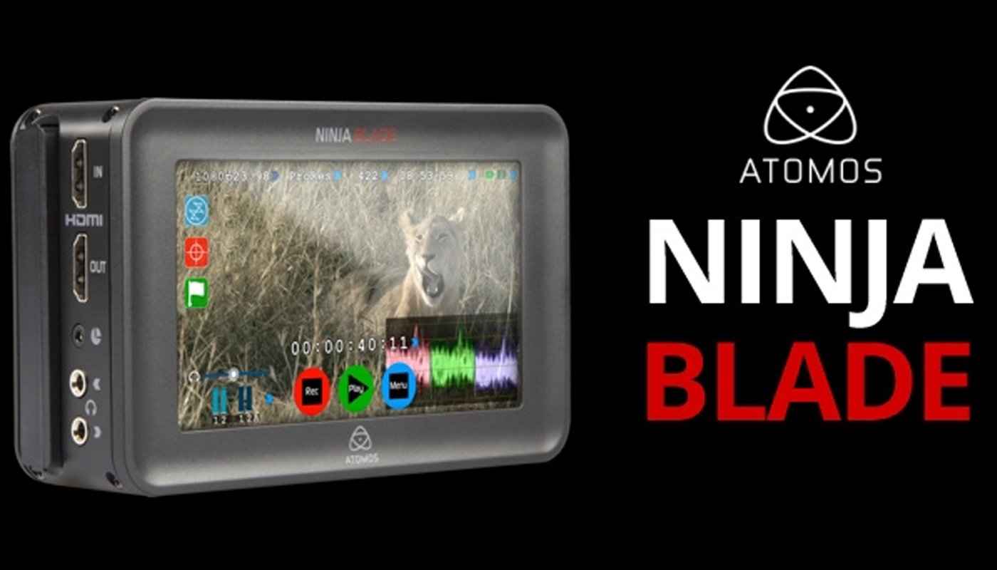 AtomOS 5.2 brings HDR & Log>Rec709 monitoring to Blade series!