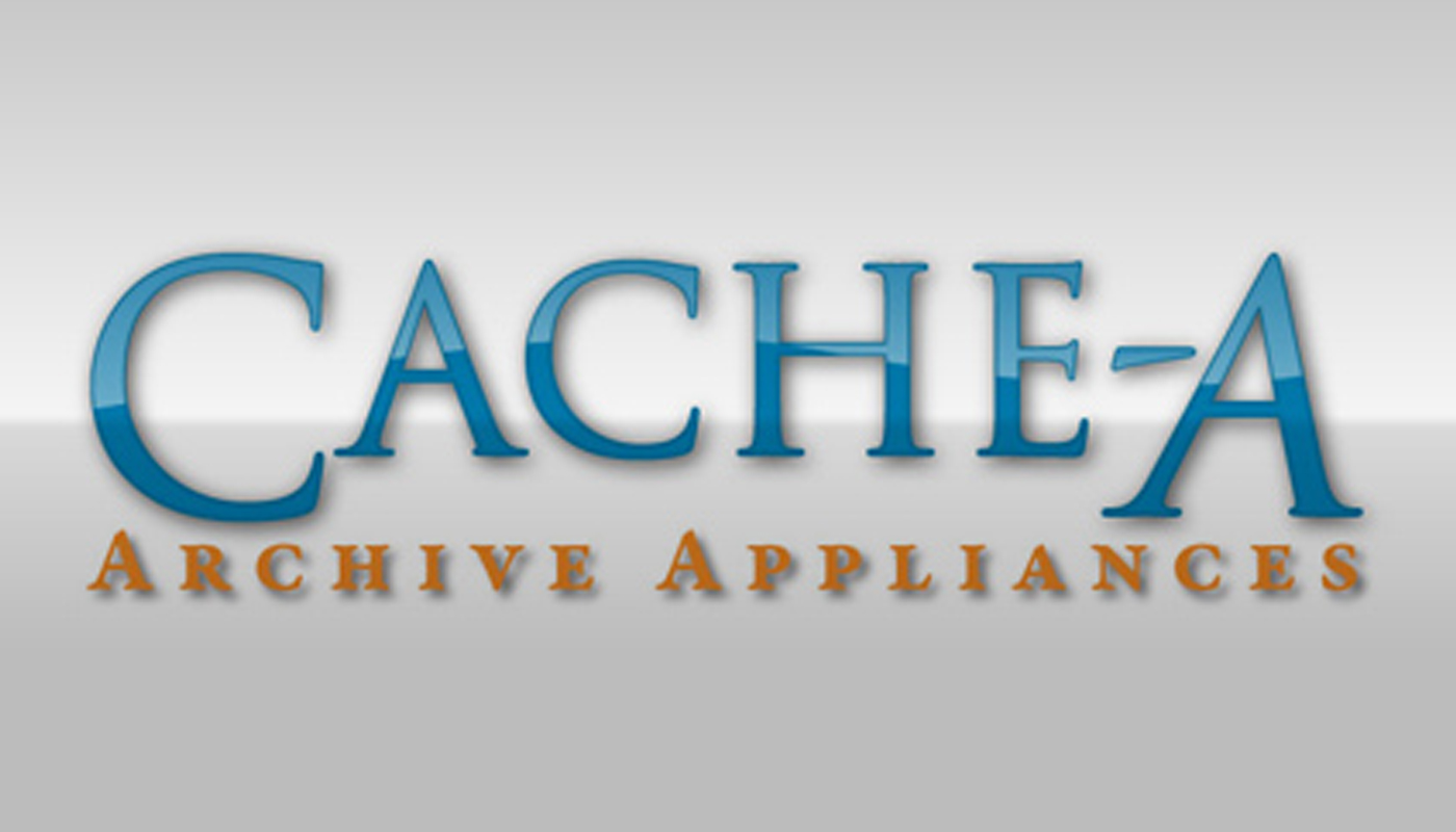 Cache-A v3.1 software release boosts archiving productivity.