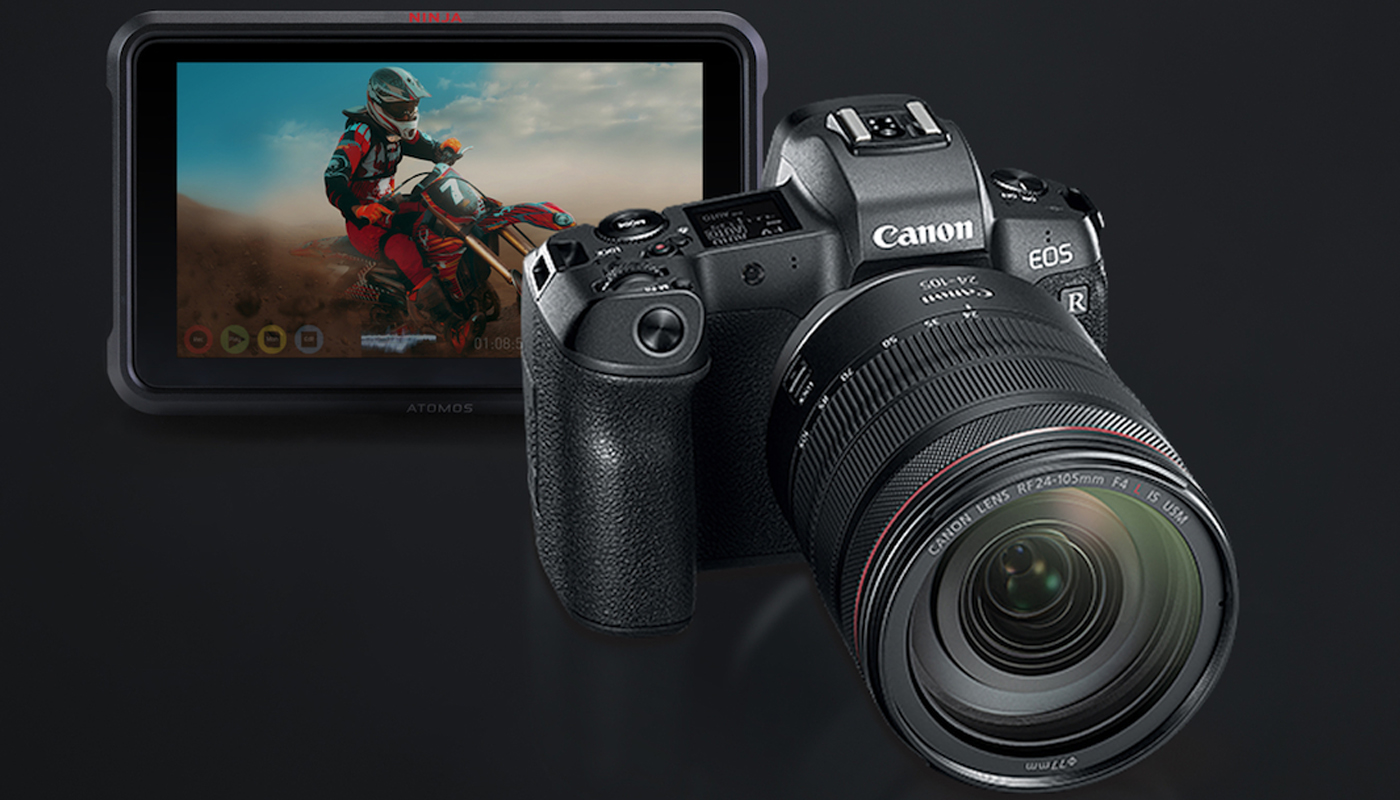 Atomos announces Ninja-2 support for new DSLR cameras.