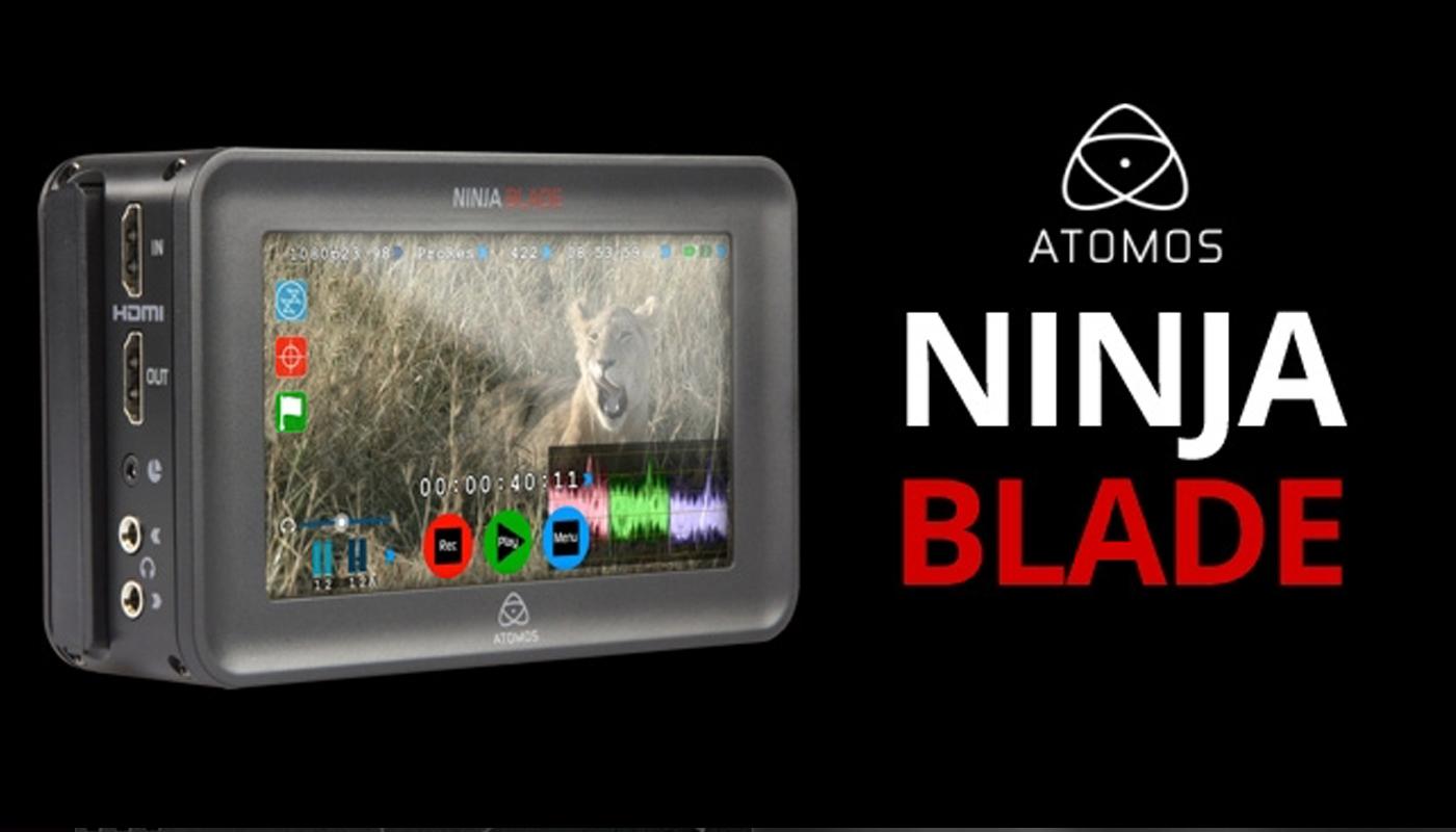 Atomos launch stunning Ninja Blade