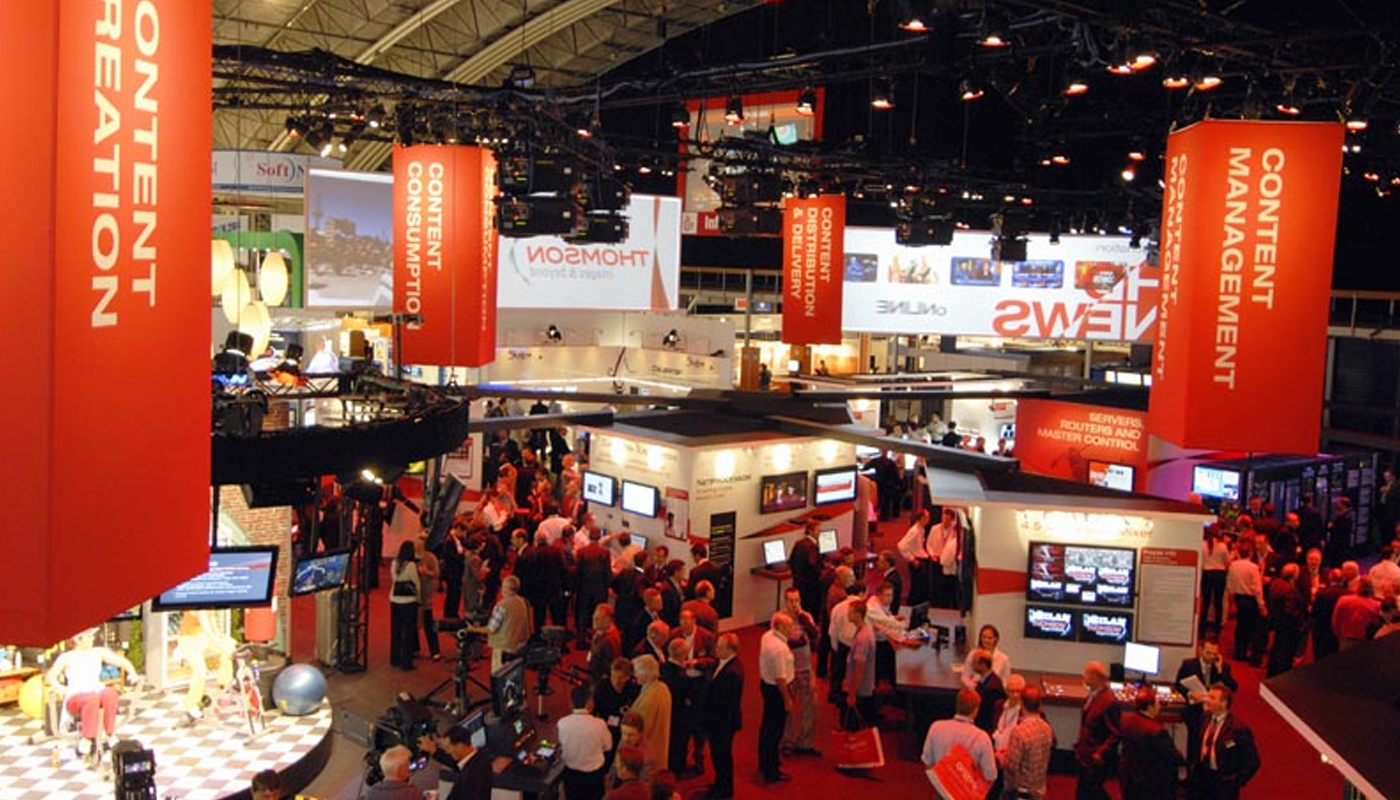Global Distribution @ IBC 2009 – Stand 7.C29.