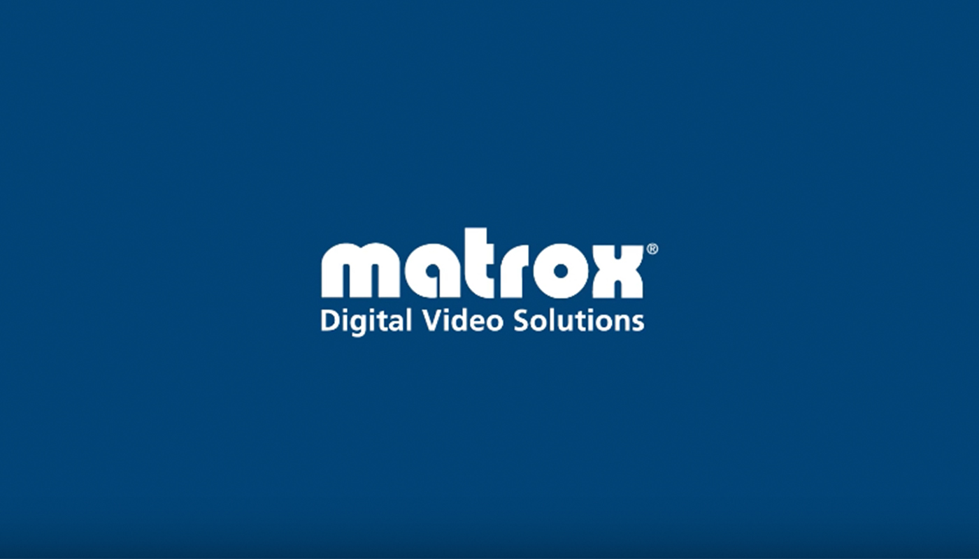 Matrox Monarch Professional Video Streaming & Recording Appliances Now Available Through Global