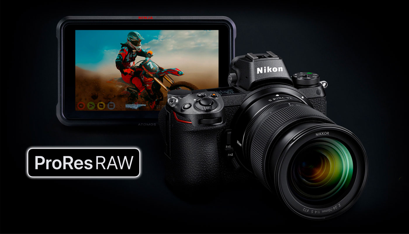 Atomos unveils Apple ProRes RAW recording solution compatible with Nikon Z7 and Z6