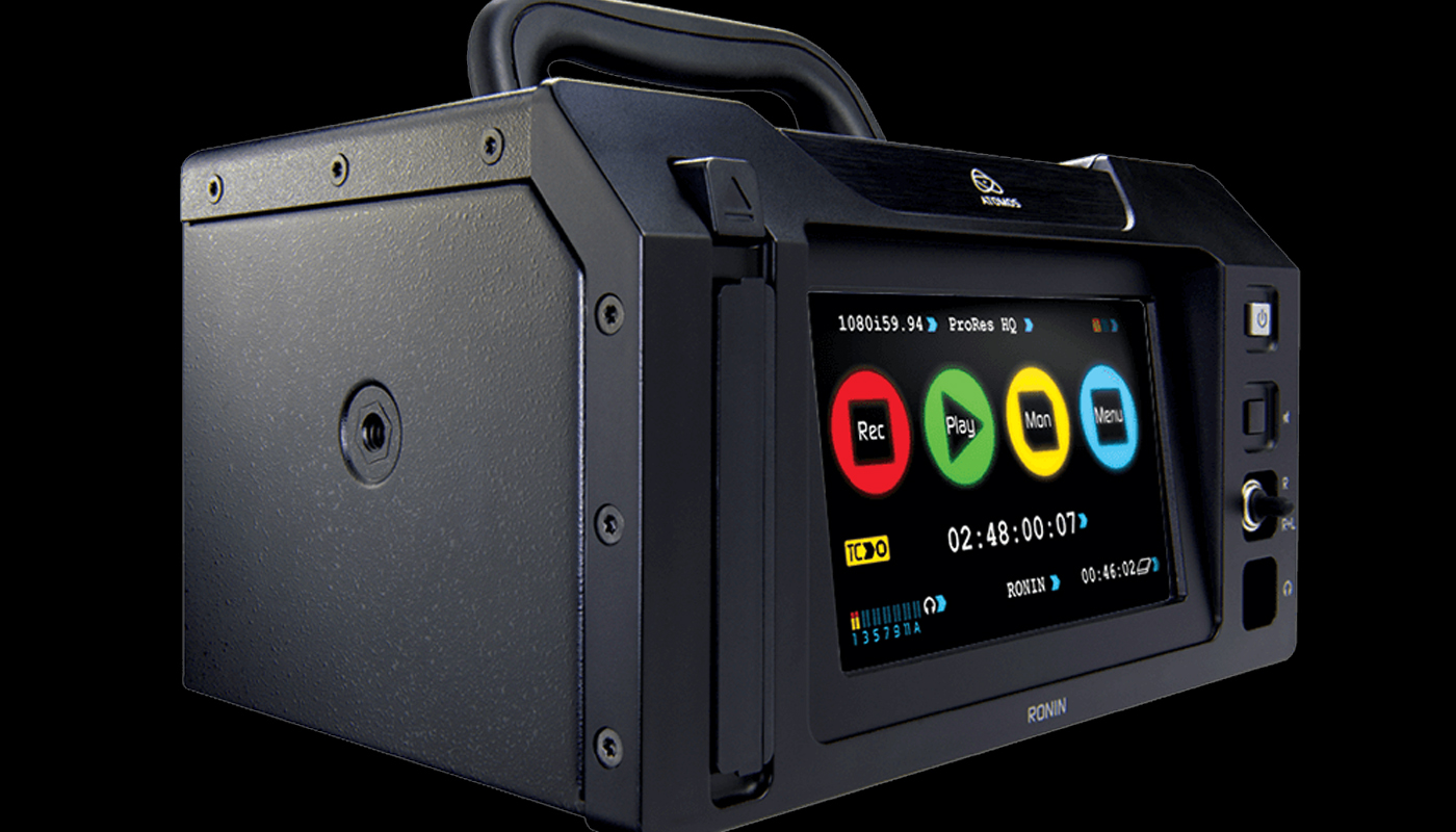 Atomos announce Ronin, and Ronin Duo at IBC 2012.
