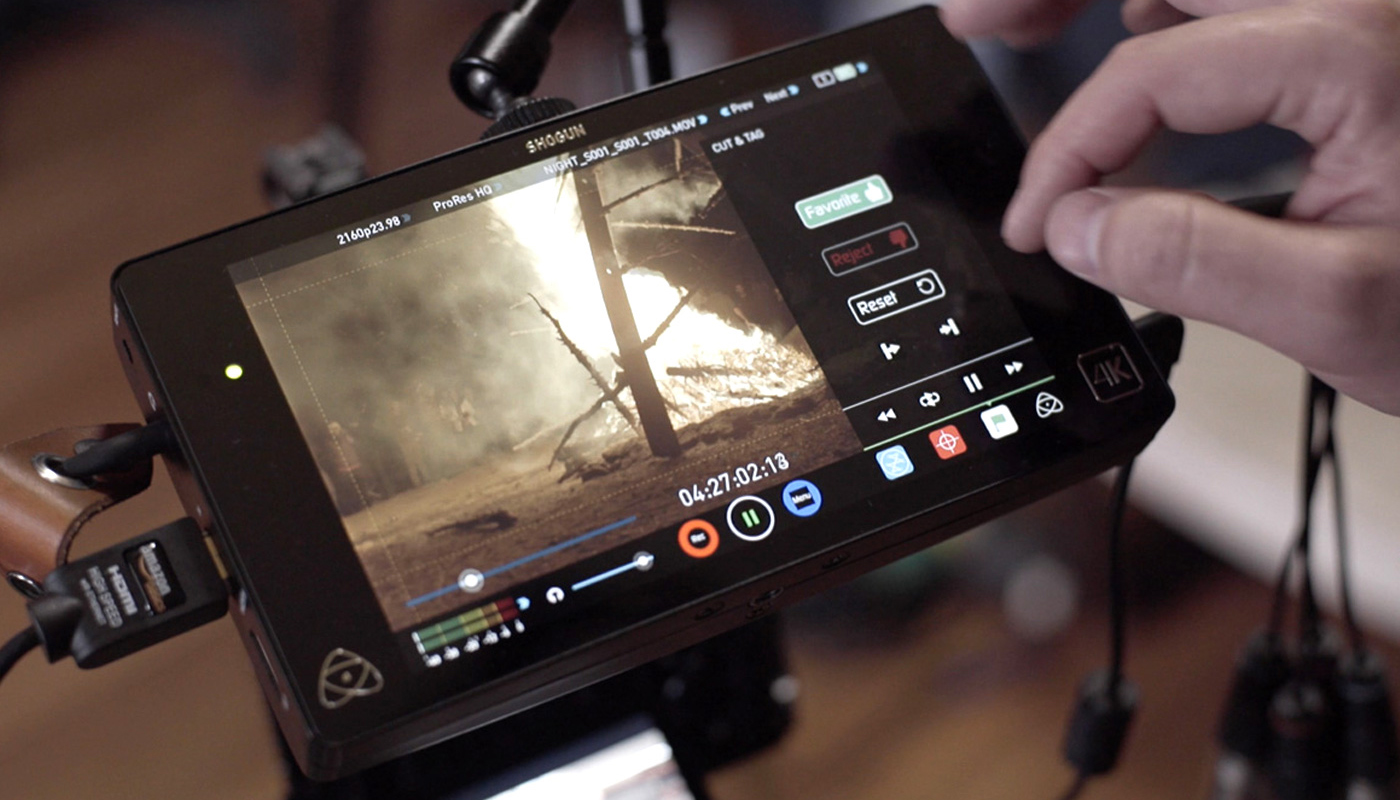 4K Killer Combination from Atomos and Sony.