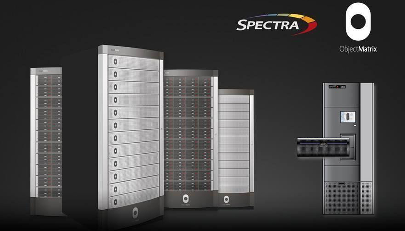 Spectra Logic announces Verde DPE for digital preservation.