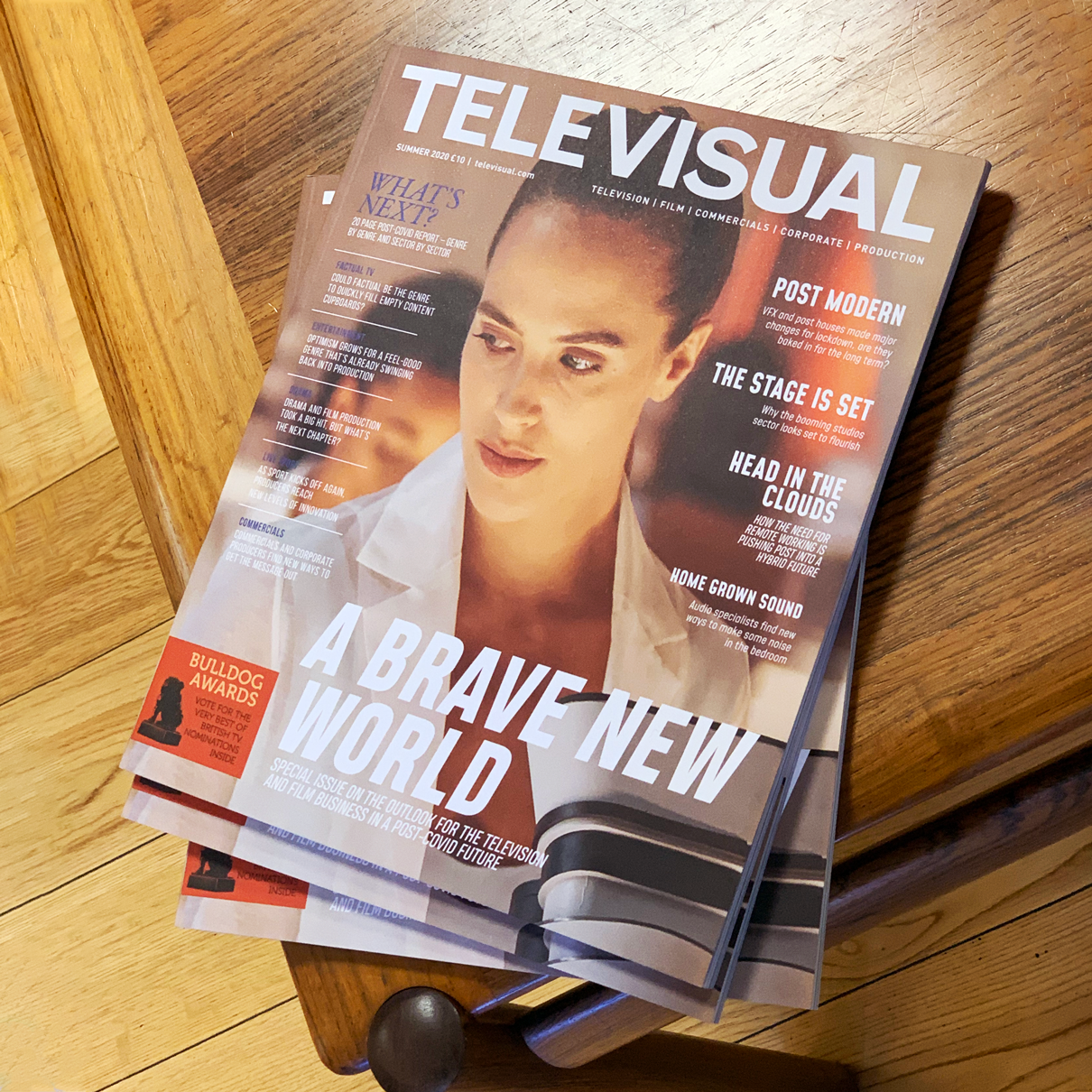 Televisual – The Summer Issue