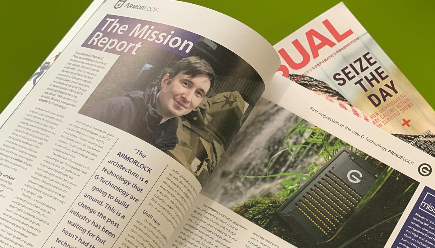 The Autumn Issue – Televisual Magazine