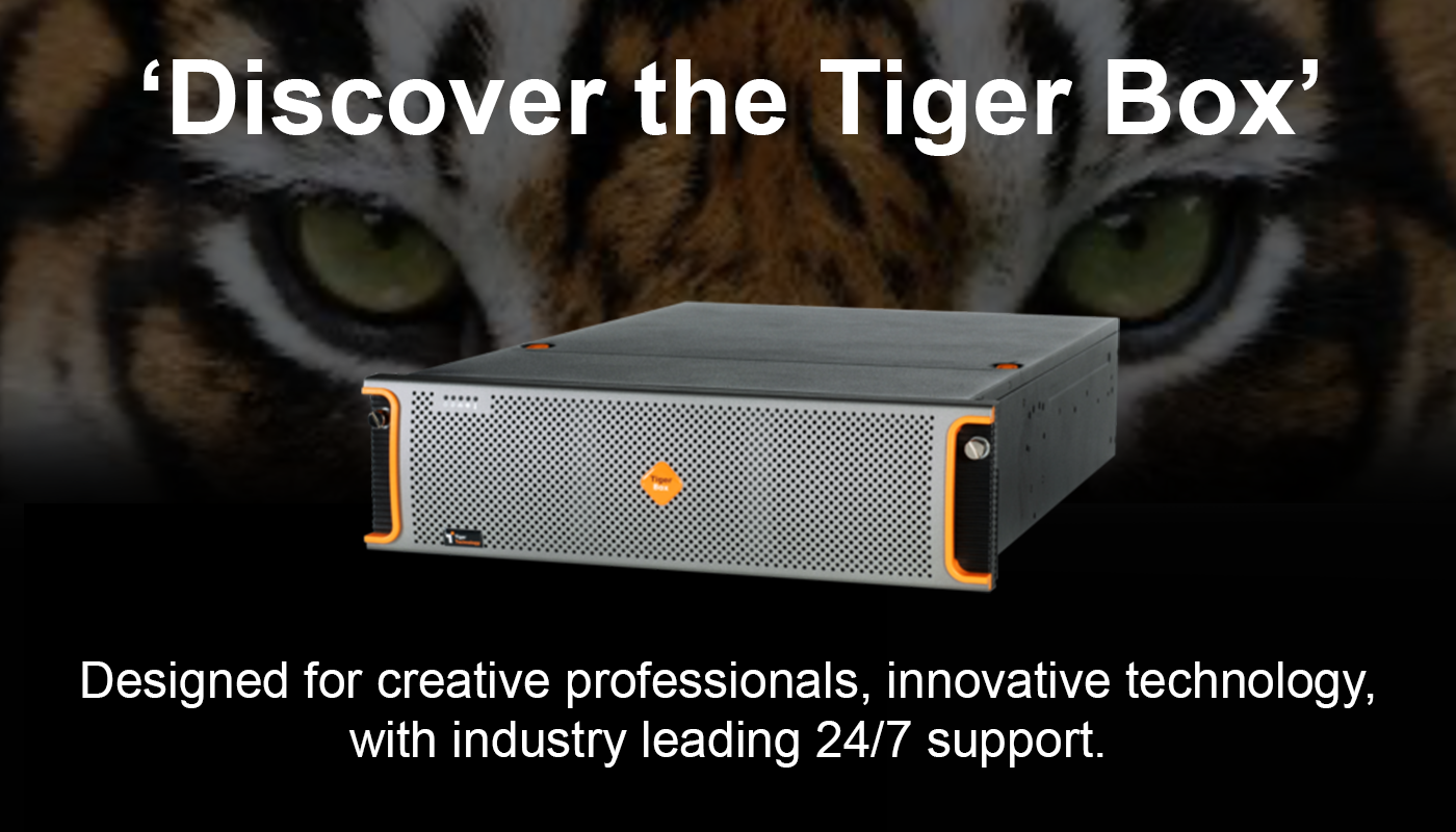 Discover the Tiger Box, designed for creative professions!