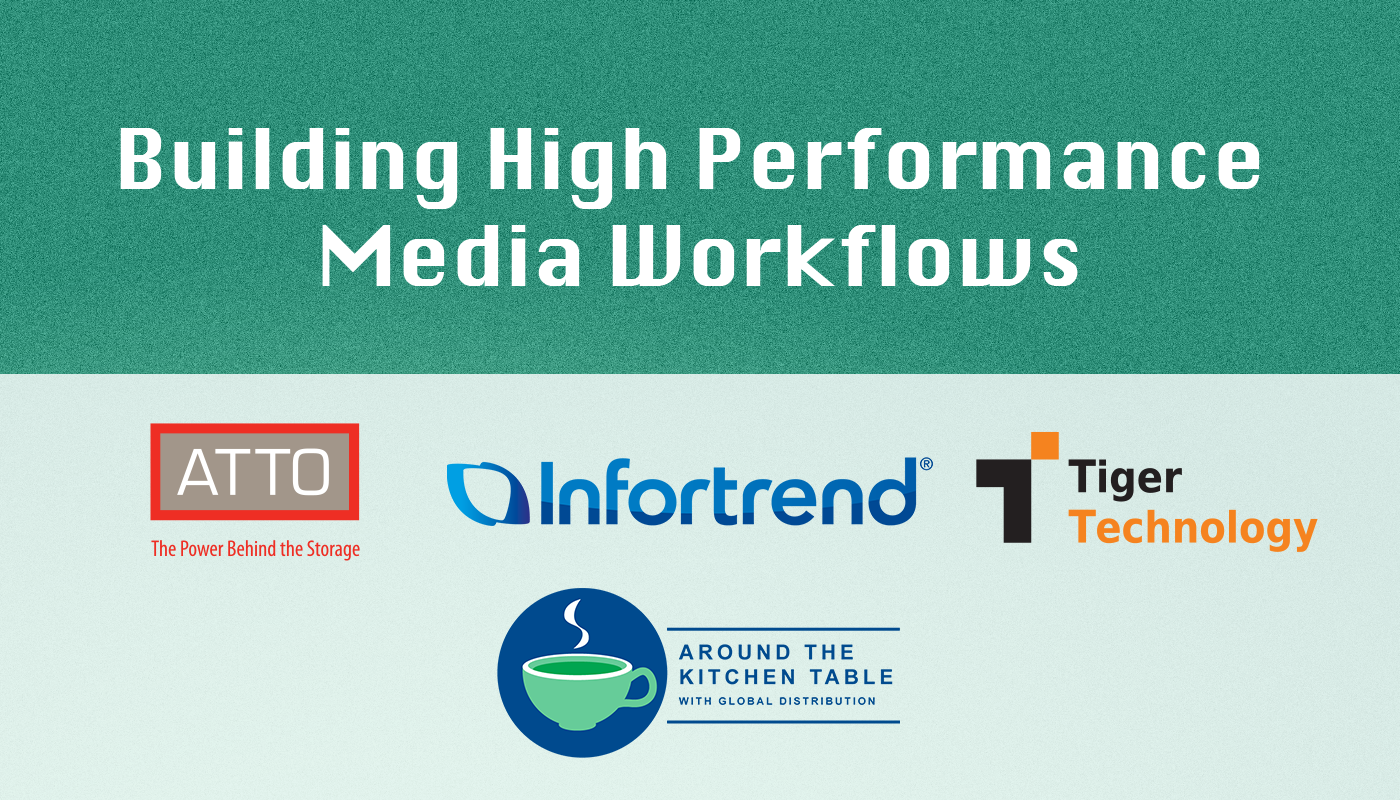 Building High Performance Media Workflows